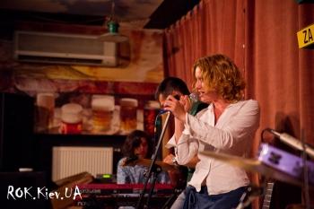 Анна Чайковская feat Acoustic Quartet