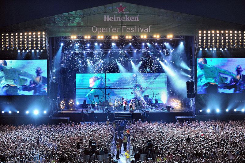 Heineken Opener Main Stage