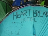 heart break hotel tent