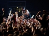 Jared Leto in crowd on Sziget