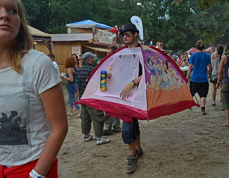 Man-Tent