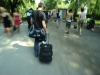 Sziget 2011 camping