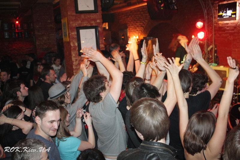 концерт The Toobes в Киеве