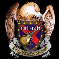 Rock Cafe, Днепропетровск