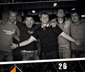 Тартак в клубе 44