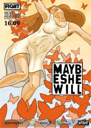 концерт Maybeshewill