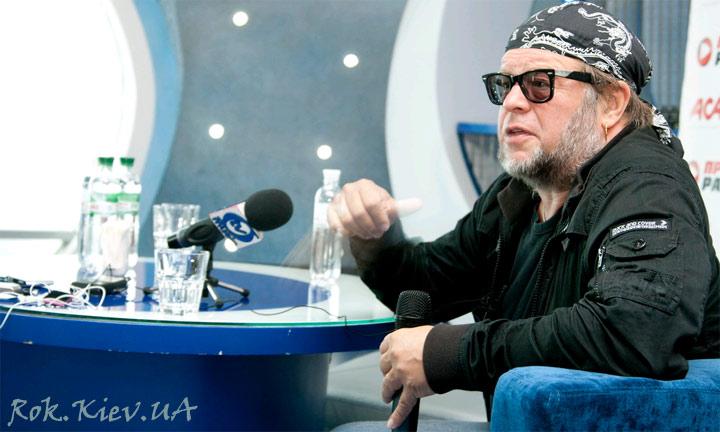 Интервью Борис Гребенщиков