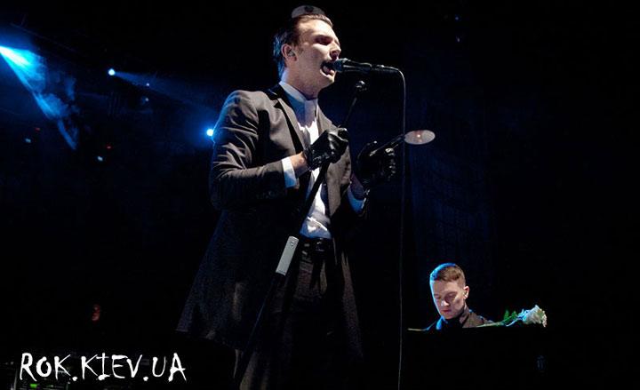 фото концерт HURTS в Киеве