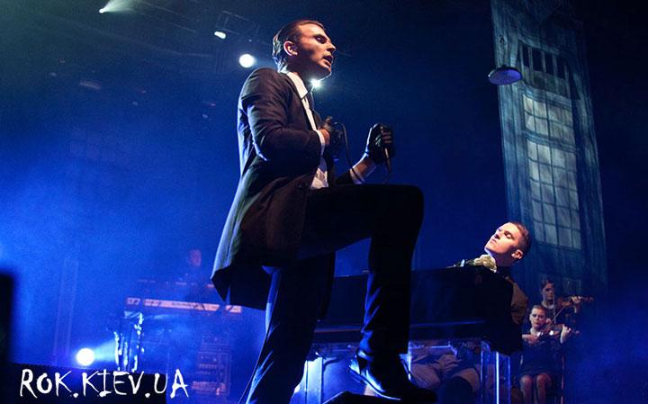Hurts концерт в Киеве