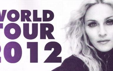концерт Madonna в Киеве