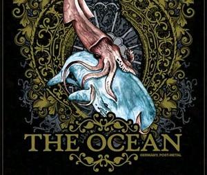 концерт The Ocean в Киеве