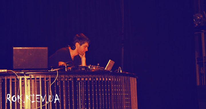DJ set Alberto Alvarez IAMX в Киеве Sullivan Room
