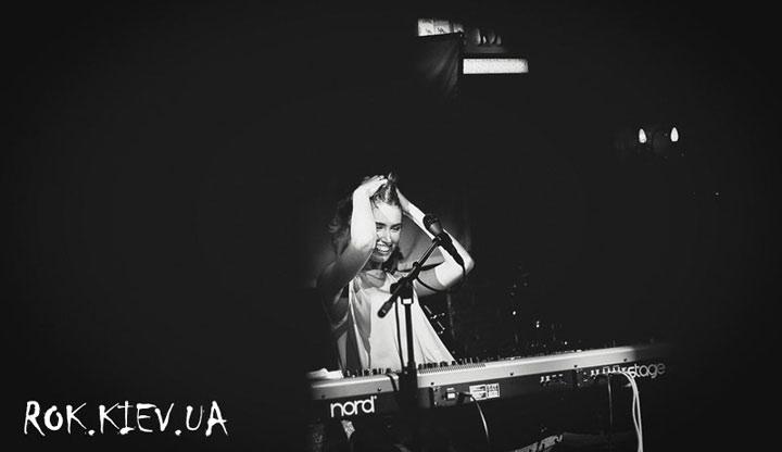 концерт Nina Karlsson в Киеве клуб 44