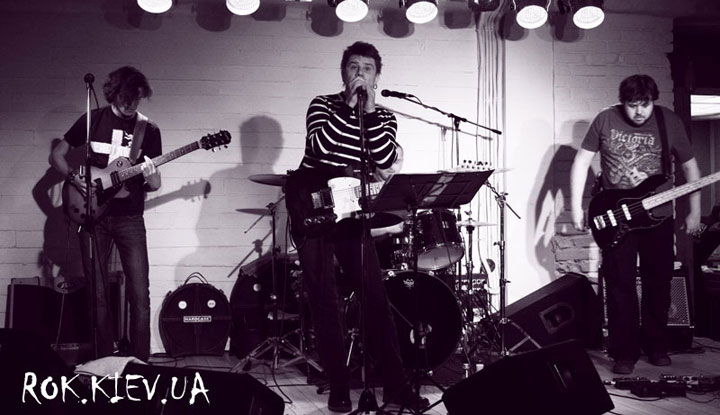 концерт Табула Раса в Харькове