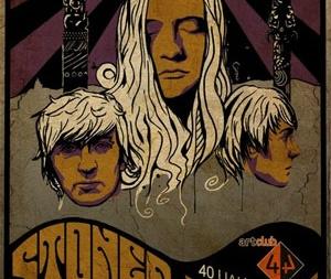 концерт Stoned Jesus в клубе 44
