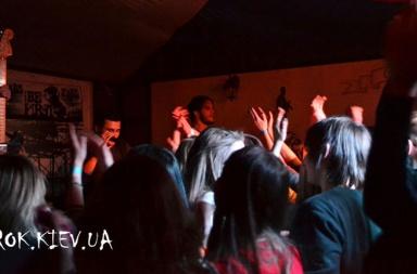 30 Seconds to Mars кавер концерт в Киеве