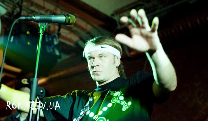 концерт ТАРТАК в клубе 44