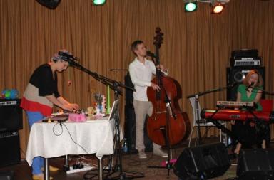 концерт DagaDana в Харькове