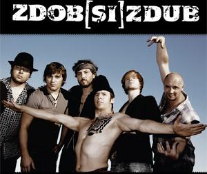 Концерт Zdob si Zdub в Киеве