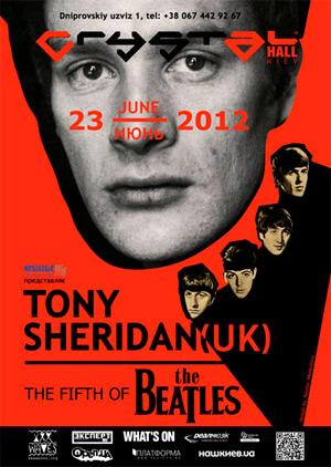 Концерт TONY SHERIDAN у Києві