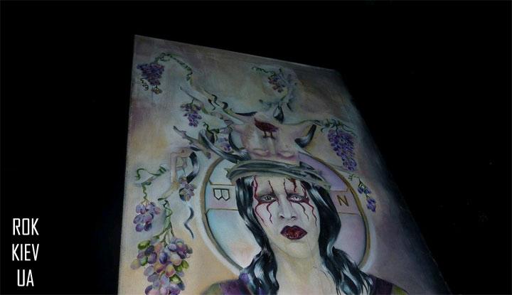 концерт Marilyn Manson в Москве