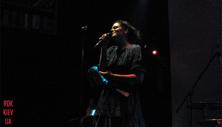 концерт Веры Полозковой в Харькове