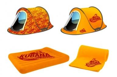 палатка фестиваль KUBANA