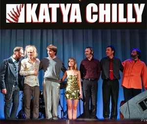 концерт Катя Chilly в Киеве клуб 44