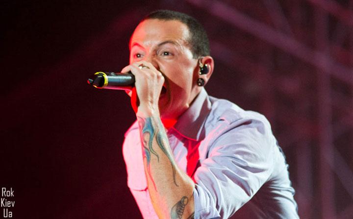 Linkin Park в Одессе