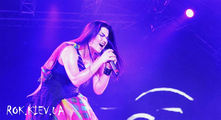 Evanescence на фестивале Best City