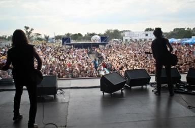 O.Torvald на фестивалі Best City