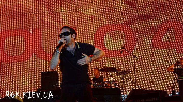 Apollo 440 на фестивале Best City