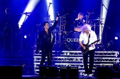 концерт Элтон Джон и Queen в Киеве