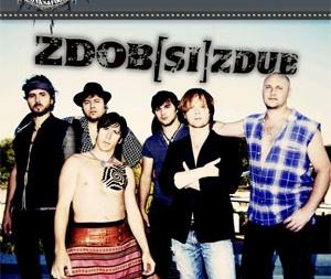 Концерт Zdob si Zdub в Докер Пабе