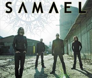 Концерт SAMAEL в Киеве 24 сентября 2012