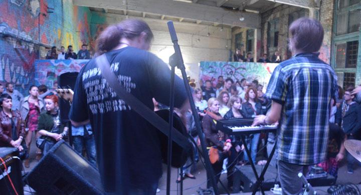 фото Gogolfest 2012