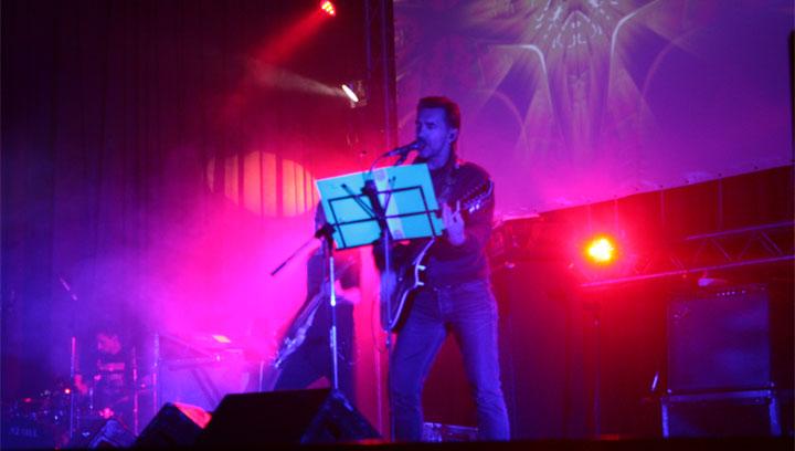 Бутусов и группа Ю-Питер дали концерт в Харькове