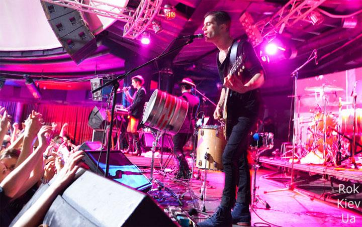 концерт IAMX в Киеве 2012