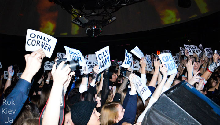 фото концерт IAMX в Киеве 2012