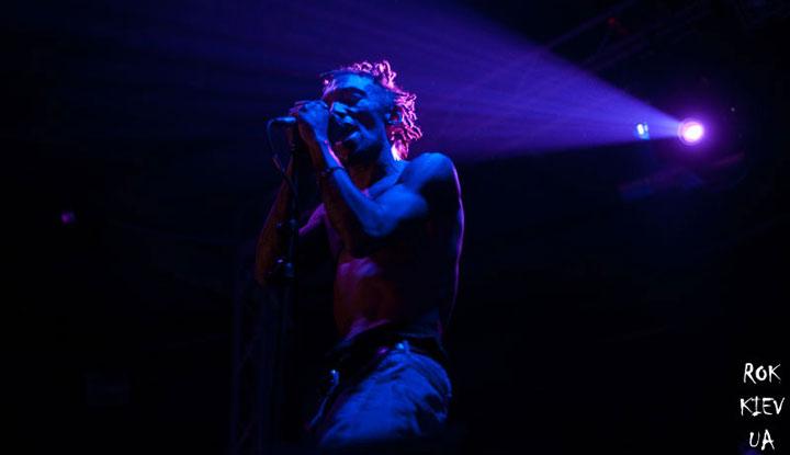 фото концерт Tricky в Киеве