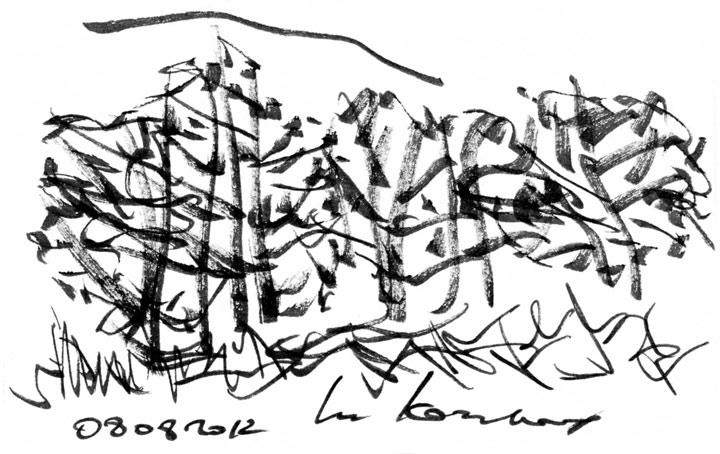 выставка Игоря Кочевых