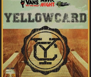 концерт Yellowcard в Киеве