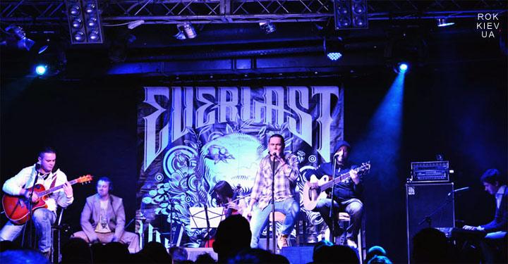 фото ТНМК концерт Everlast Unplugged