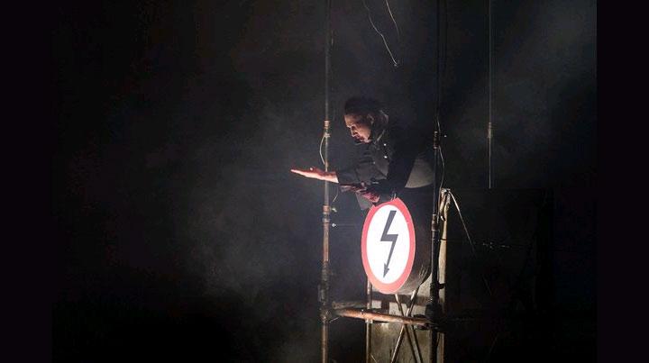 фото с концерта Мэрлина Мэнсона в Киеве