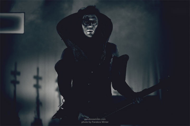 фото Marilyn Manson в Киеве концерт
