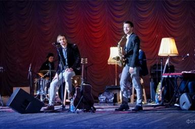 С.К.А.Й. відіграв благодійний концерт