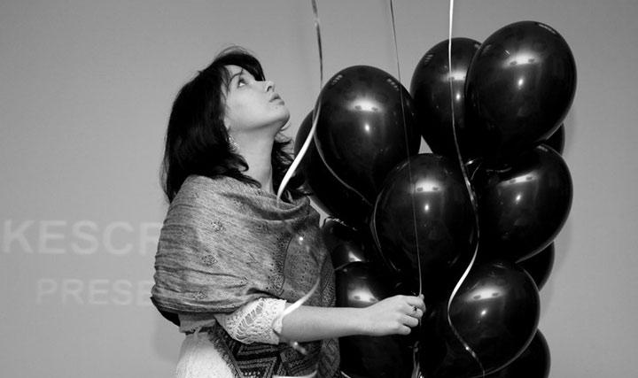 концерт Black Balloon
