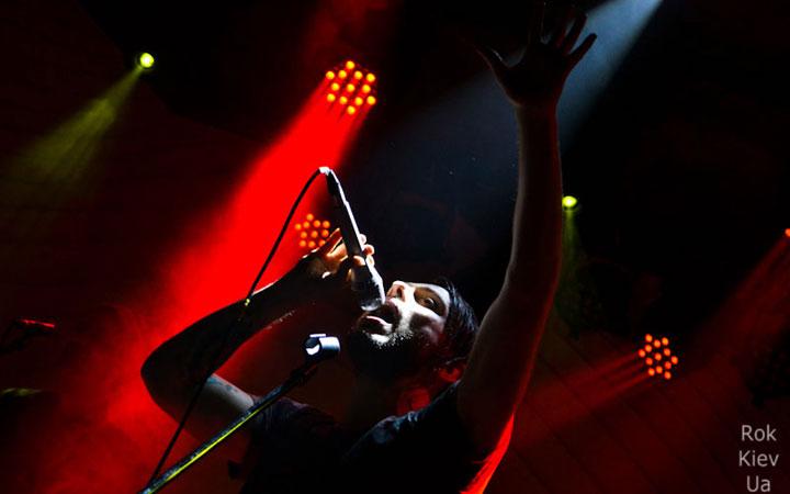 концерт SunSay в Толстой
