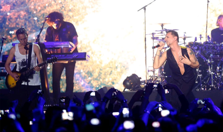 Depeche Mode Відень