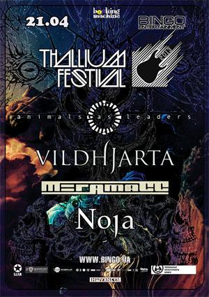 Thallium Festival в Киеве